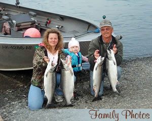 alaska fishing adventure