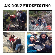 Alaska Gold Prospecting Adventure