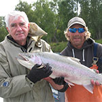 Alaska Trophy Trout Fishing